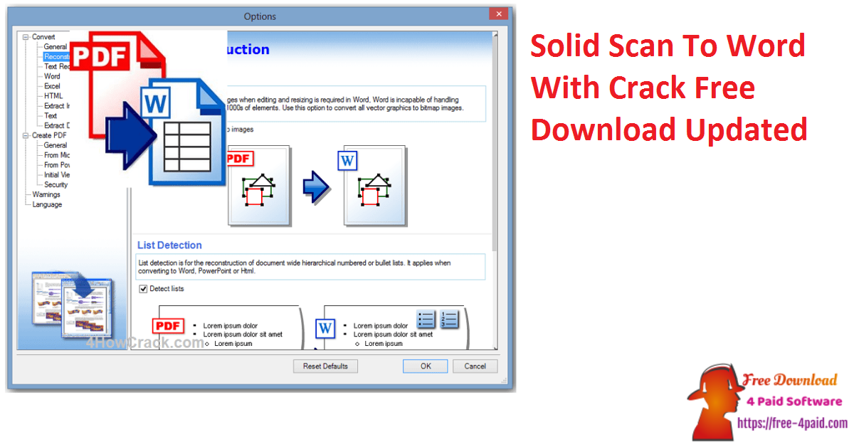 Solid Scan To Word 10.1.10278.4146 With Crack Free Download Updated