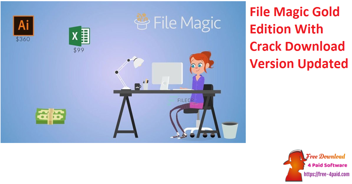 File Magic Gold Edition 1.9.8.19 With Crack Download Version [Updated]