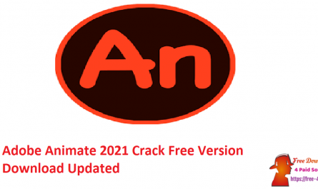 Adobe Animate 2021 Crack Free Version Download Updated