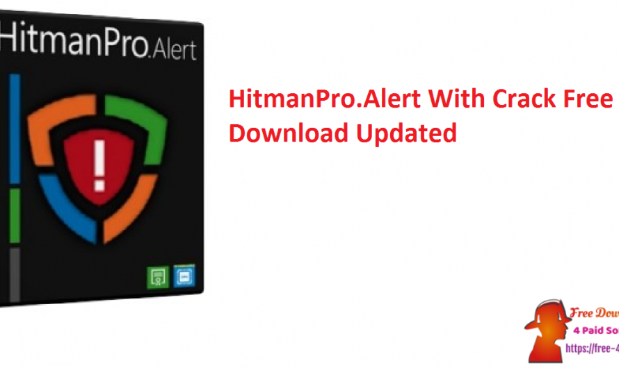 HitmanPro.Alert 3.8.8 Build 889 With Crack Free Download [Updated]