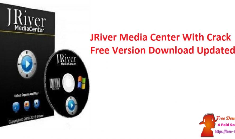 JRiver Media Center 27.0.57 With Crack Free Version Download [Updated]