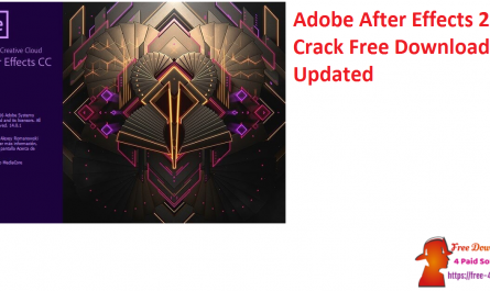 Adobe After Effects 2021 Crack Free Download Updated