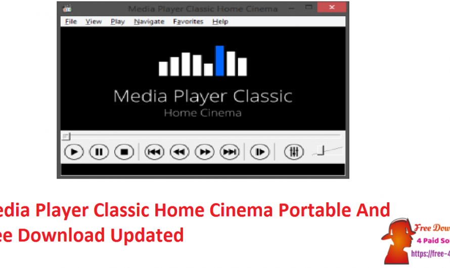 Media Player Classic Home Cinema 1.9.8 Portable And Free Download