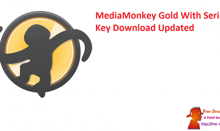 MediaMonkey Gold 5.0.0.2272 With Serial Key Download [Updated]