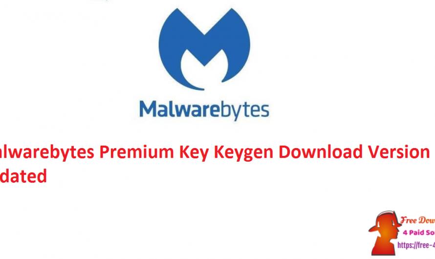 Malwarebytes Premium Key 4.3.0.206 Keygen Download Version Updated