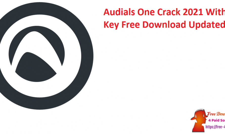 Audials One Crack 2021.0.135 With Key Free Download Updated
