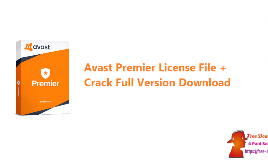 Avast Premier 20.9.2437 License File + Crack With  Activation Code Full Download [Updated]